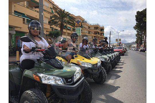Quad mieten Ibiza