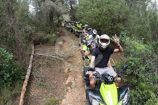 Arenal Quad Tour