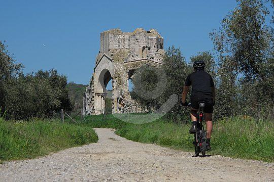 Mit dem Rad durch die Toskana