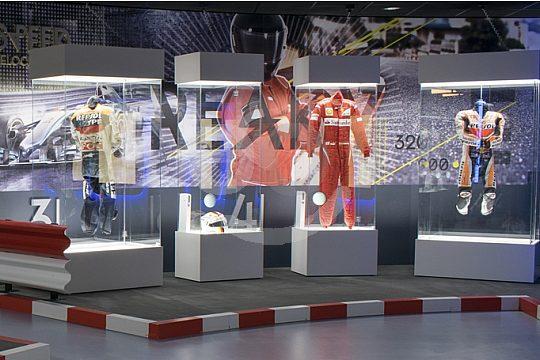 Motorsport im Rafael Nadal Museum