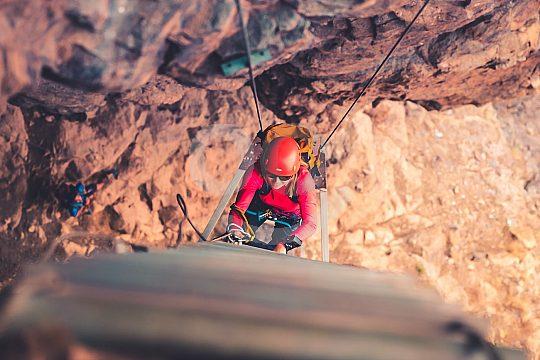 Klettersteig-Touren in Gran Canaria