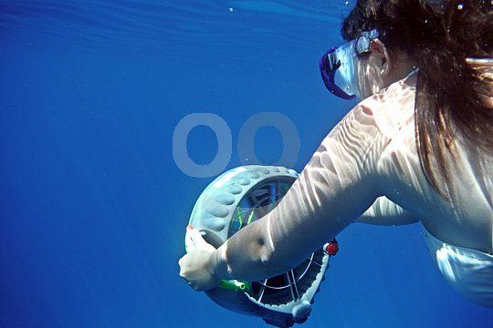 Erlebnis unter WasserVoll