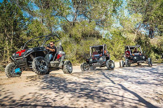 Buggy fahren in San Antonio