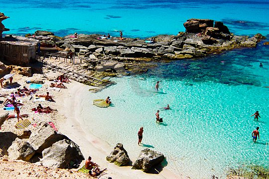 Tagestour Formentera Baden