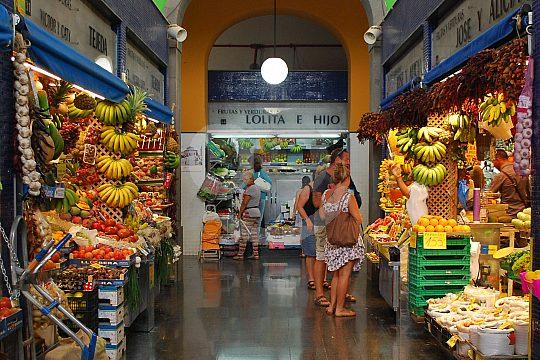 Kulinarische Tour in Las Palmas