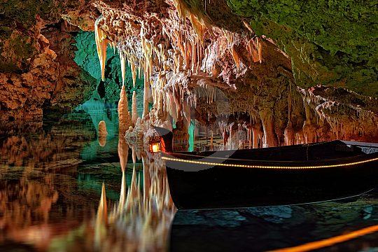 Porto Cristo Cuevas dels Hams