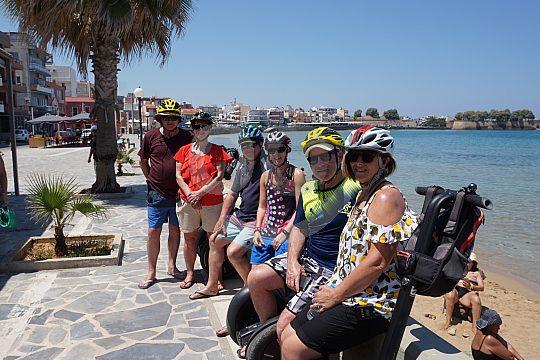 Segway Tour auf Kreta