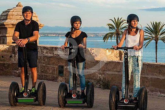 Segway fahren Mallorca