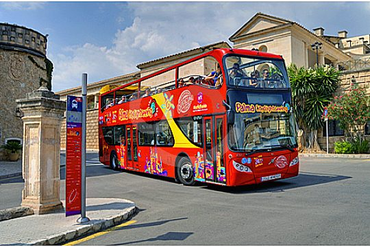 sightseeing bustour palma de mallorca