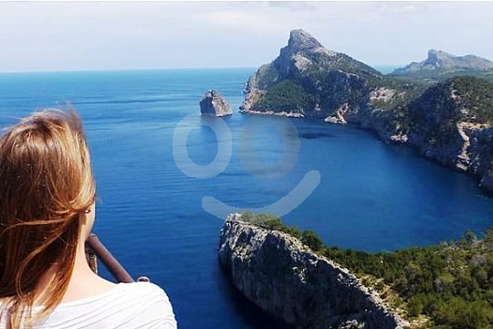 Aussicht am Cap Formentor