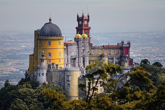 Schlösser in Sintra