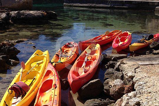 Mallorca Kayak mieten