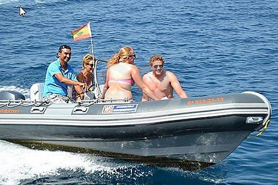 Katamaran Tour auf Gran Canaria mit Speedboat