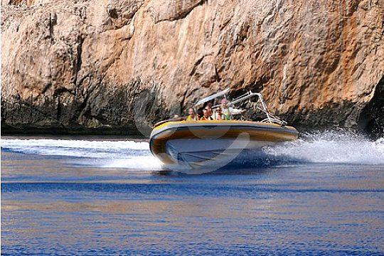 mallorca speedboat