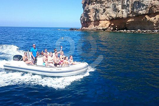 Speedboat Tour in Gran Canaria