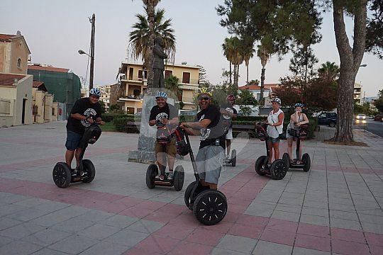 Segway fahren auf Kreta