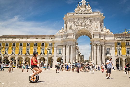 Stadttour durch das wunderbare Lissabon