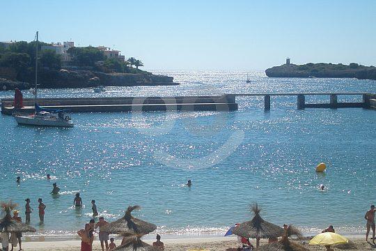 Strand von Porto Cristo Mallorca Drachenhöhlen