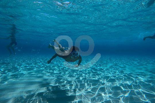 Schnorcheln vor der Küste Ibizas