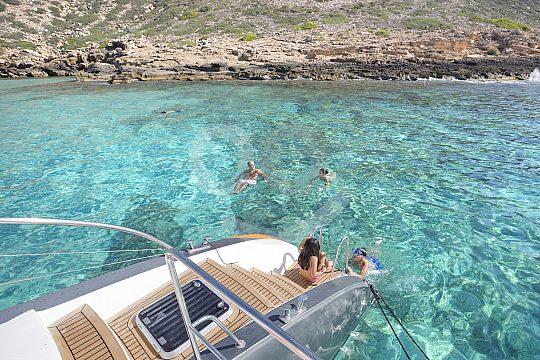 Formentera Katamaran Tour ab Ibiza