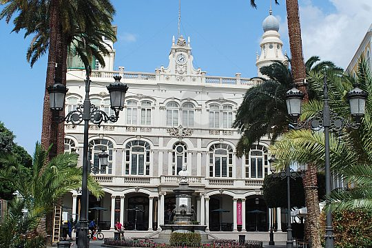 Stadtführung in Las Palmas Vegueta