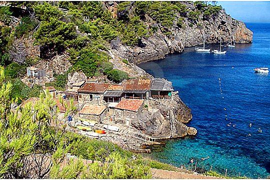 Tauchbasis nahe Playa de Palma