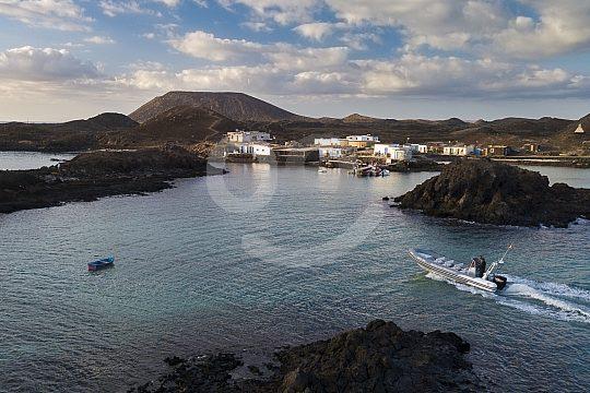 Von Fuerteventura nach Isla de Lobos