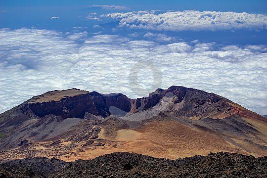 Teide Krater auf Teneriffa