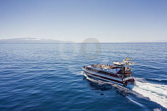 Teneriffa Tagesfahrt Boot