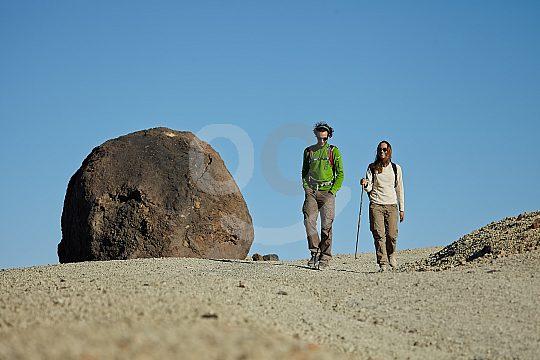 Wandern auf dem Teide