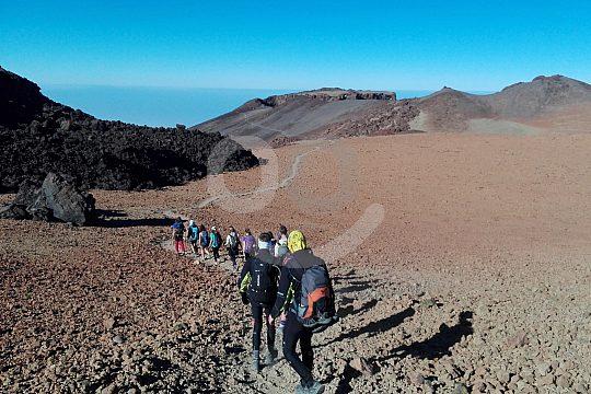 Wandern im Nationalpark Teide