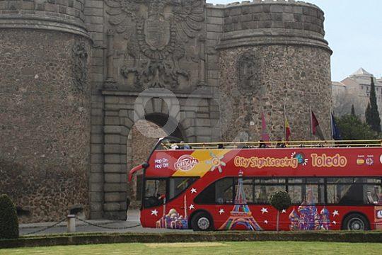 Stadtrundfahrt in Toledo