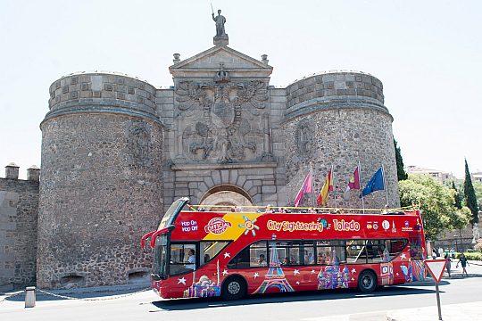 City Sightseeing Bus Toledo