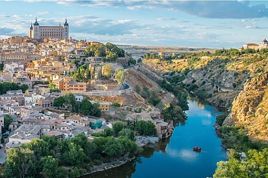 Stadtführung in Toledo