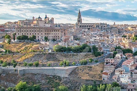Toledo Stadtbesichtigung mit Tapas und Wein