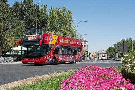 Rundfahrt mit dem Hop on Hop off Bus