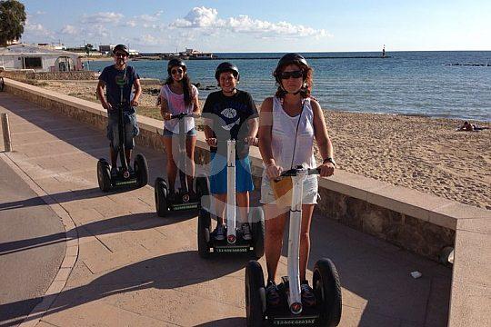 Segway fahren in Palma de Mallorca