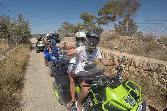 Mallorca Quad Tour Offroad