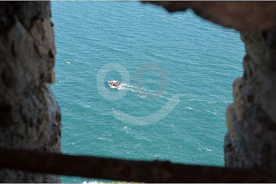 Mit dem Boot ab Hafen Santo Stefano zum Wandern auf die Insel Giannutri