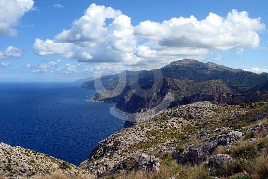 Mallorca Rundwanderung im Westen