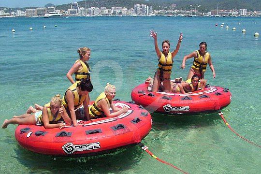 Wasserspaß  Ibiza