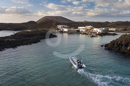 Speedboot Fuerteventura