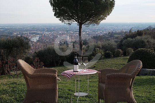 Weinprobe Italien