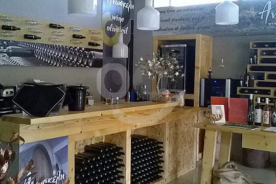 Weinprobe auf Kreta bei Jeep Tour