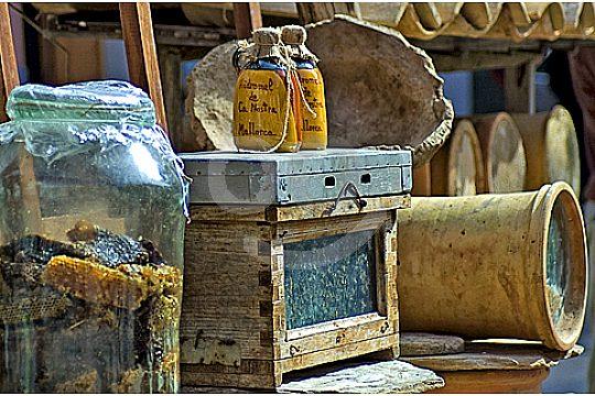 mallorquinische Produkte Wochenmarkt Inca