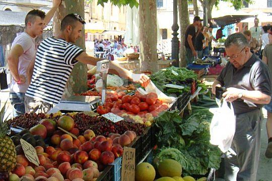 Mallorca Markt Ausflug