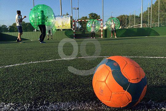 Fußball Mallorca Bubble Soccer