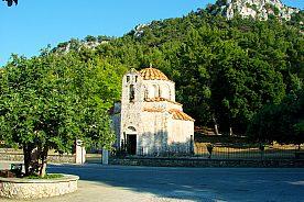 byzantinische Kapelle Agios Nikolaos Fountoukli