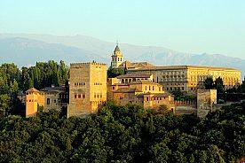 Granada Stadtführung und Alhambra