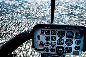 Hubschrauberrundflug Athen